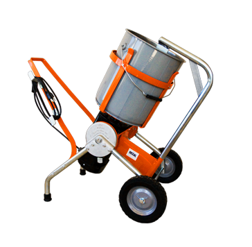 M-61 Portable Concrete & Mortar Mixer